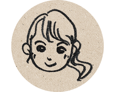 田宮実咲の似顔絵