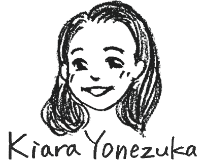 米塚キアラの似顔絵